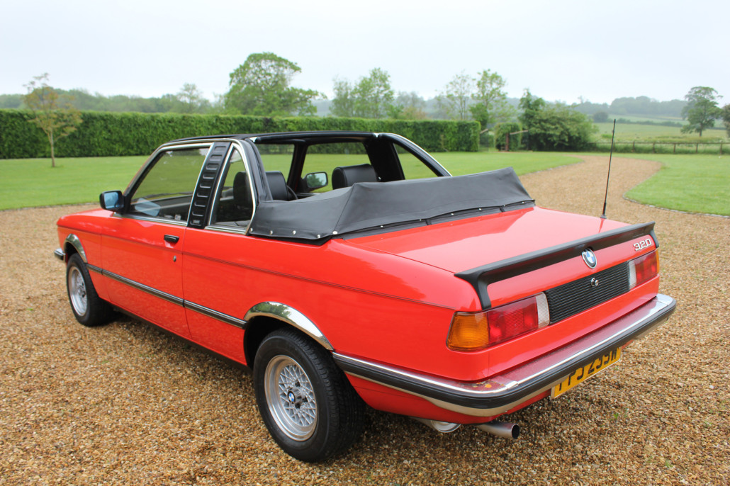 For Sale 1980 BMW Baur  Sold  Bicester Sports  Classics