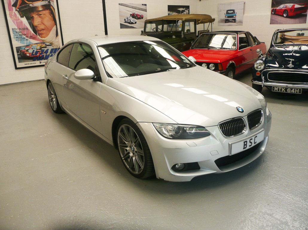 for sale 2009 bmw 325i m sport coupe auto sold. Black Bedroom Furniture Sets. Home Design Ideas