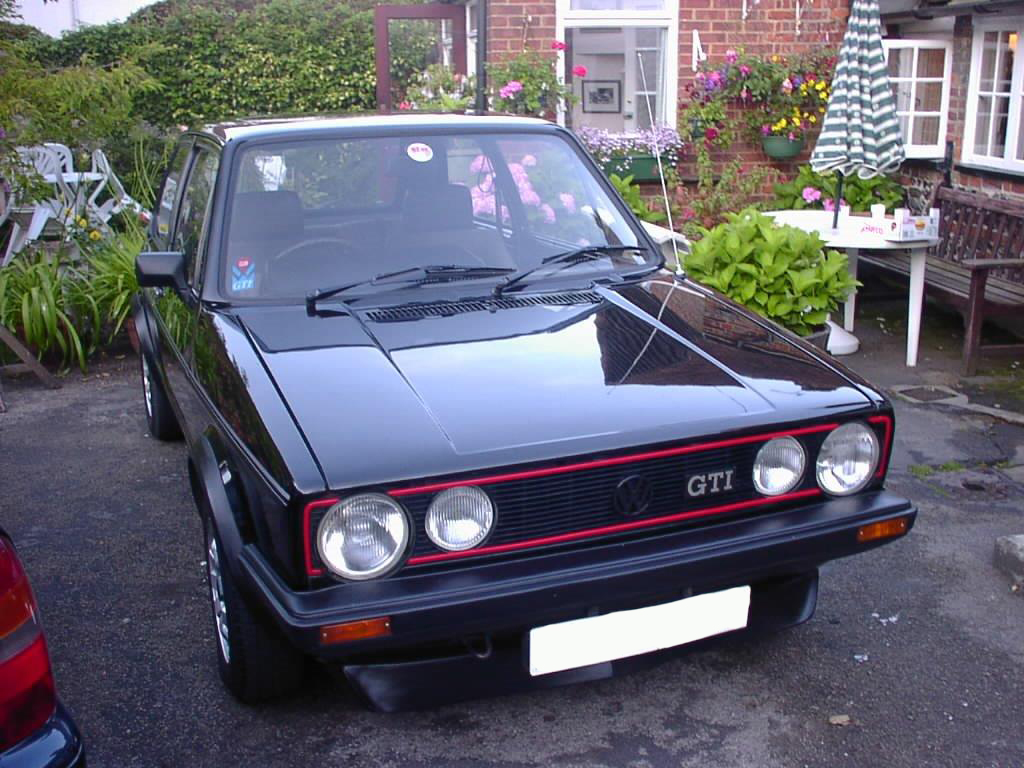 For Sale 1981 Volkswagen Golf Gti Sold Bicester Sports