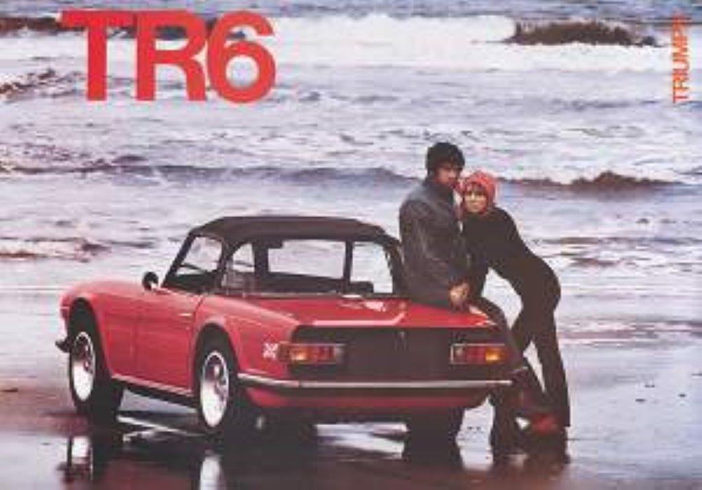 1974 Triumph TR6 - Sold - Bicester Sports & Classics