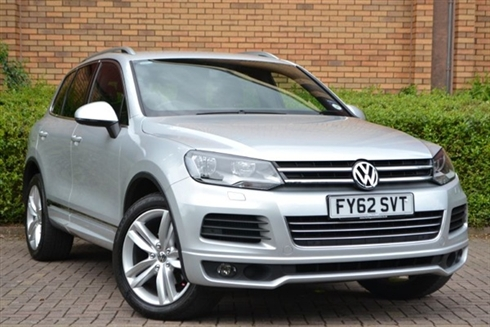 for sale 2012 vw touareg 3 0 tdi sold bicester sports. Black Bedroom Furniture Sets. Home Design Ideas