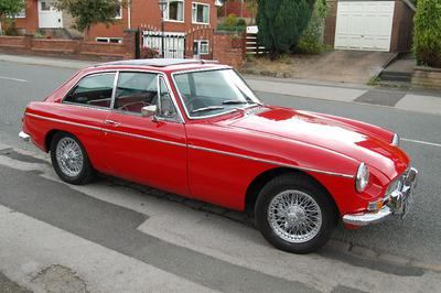 For Sale 1969 Mgb Gt Sold Bicester Sports Amp Classics