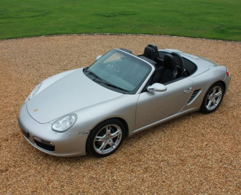 For Sale 2005 Porsche Boxster 2 7 Bicester Sports Amp Classics
