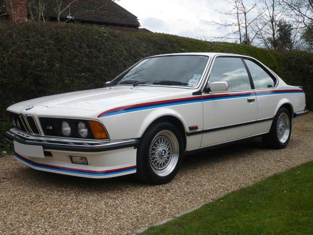 1985 Bmw M6 Sold Bicester Sports Amp Classics