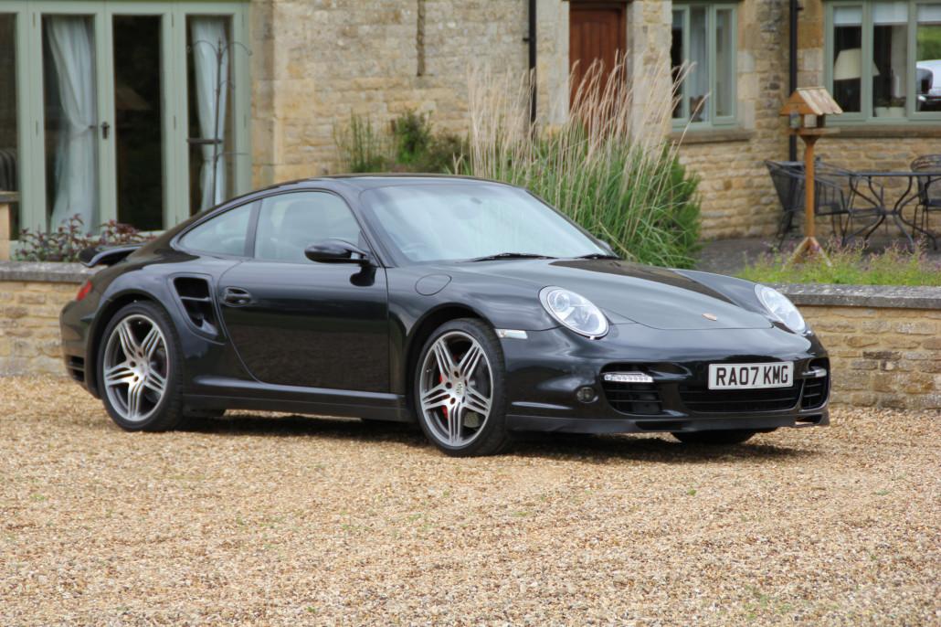 for sale 2007 porsche 911 turbo sold bicester sports classics. Black Bedroom Furniture Sets. Home Design Ideas