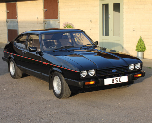 For Sale 1982 Ford Capri 2 8i Sold Bicester Sports