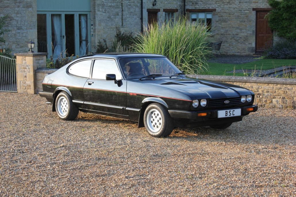 1982 Ford Capri 2 8i Sold Bicester Sports Amp Classics