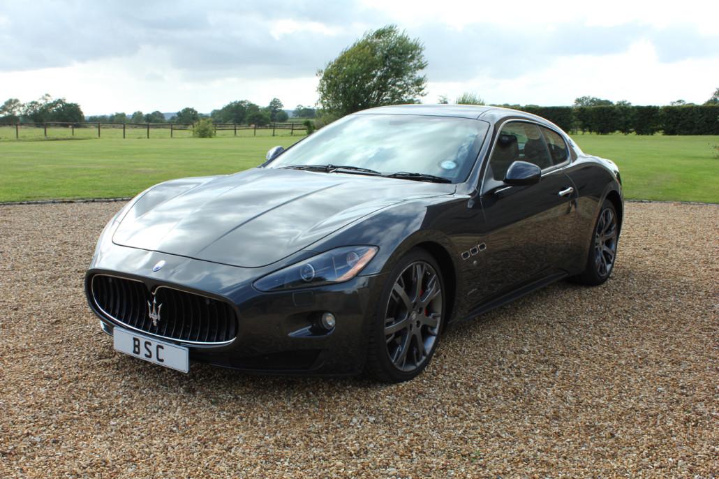 2010 Maserati Granturismo - Sold