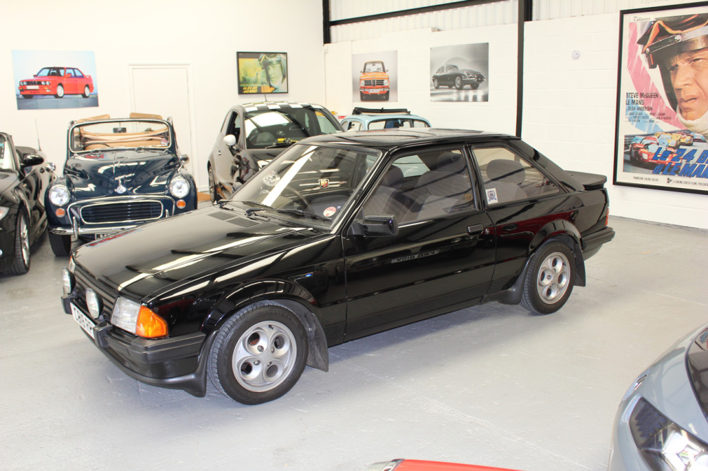 1985 Ford Escort XR3i - Sold - Bicester Sports & Classics