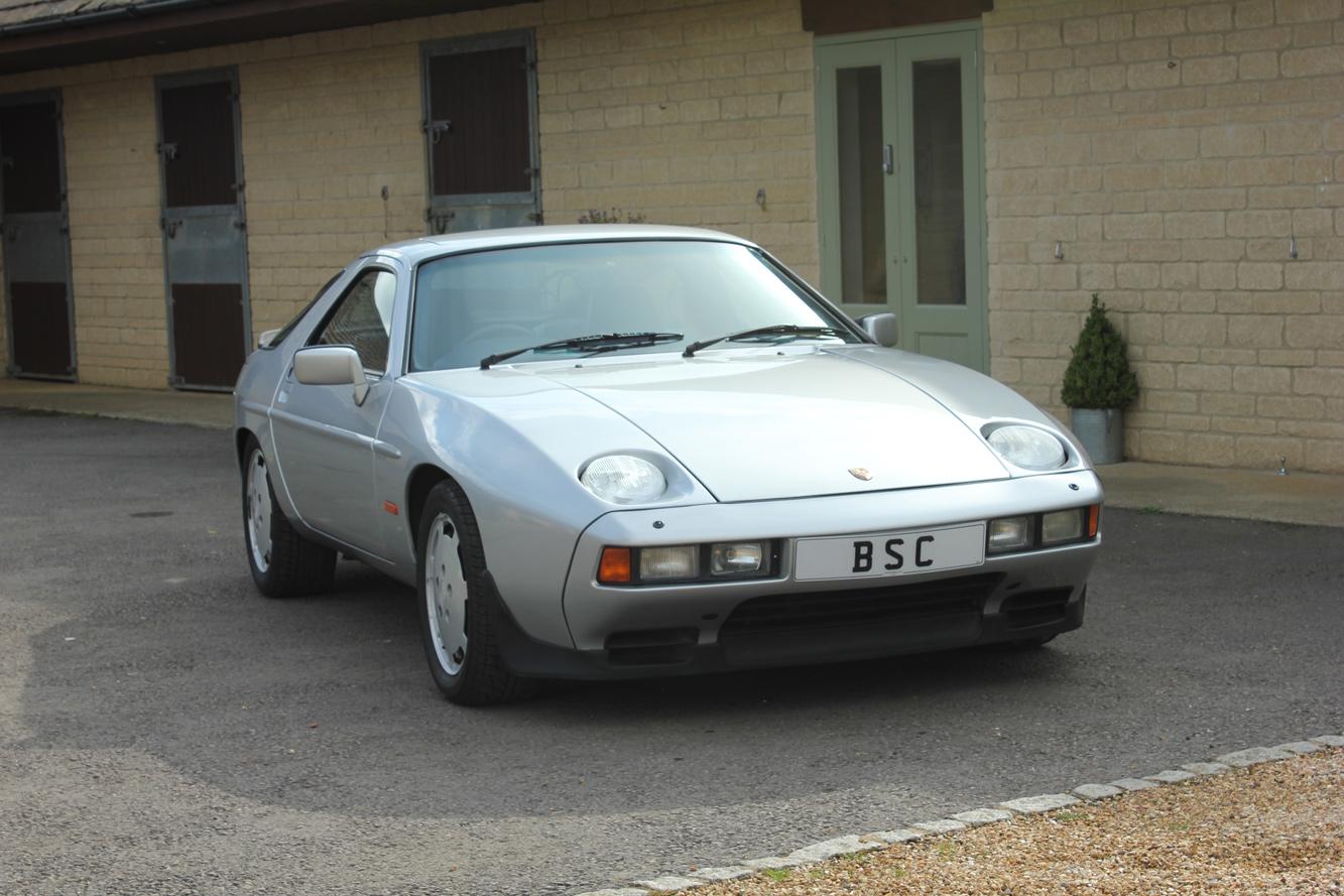 Best Value Auto >> 1986 Porsche 928 S2 auto - SOLD - Bicester Sports & Classics