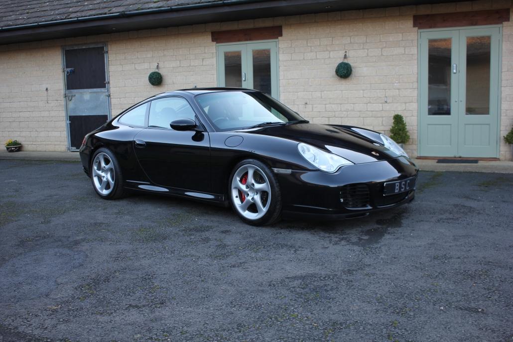 2003 Porsche 996 C4s Sold Bicester Sports Classics
