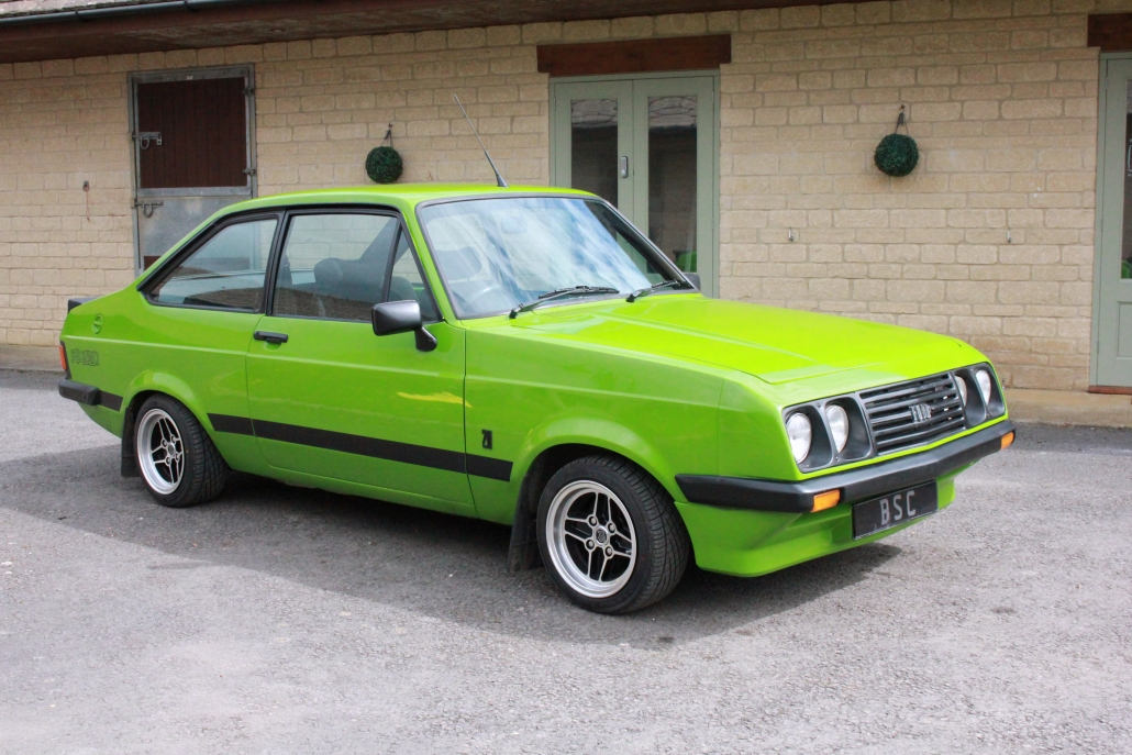 For Sale Ford Escort Sold Bicester Sports Amp Classics