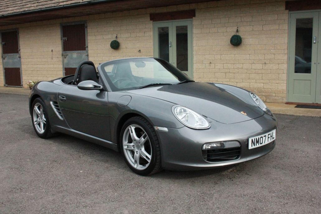 For Sale 2007 Porsche Boxster 2 7 Sold Bicester Sports
