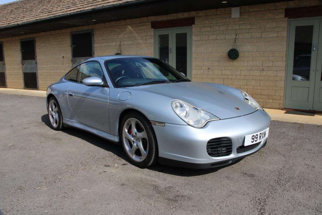 2003 PORSCHE 996 C4S MANUAL